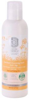 Natura Siberica Wild Herbs and Flowers lotion tonique purifiante et nourrissante anti-âge
