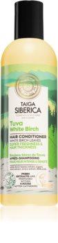 Natura Siberica Taiga Siberica Tuva White Birch Conditioner For Hair Density