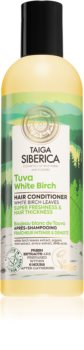 Natura Siberica Taiga Siberica Tuva White Birch kondicionér pro hustotu vlasů