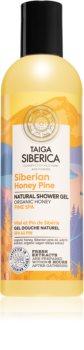 Natura Siberica Taiga Siberica Siberian Honey Pine Natürliches Duschgel mit Honig