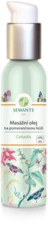 Naturalis Semante Celustis masážní olej proti celulitidě a striím