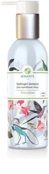 Naturalis Semante Zlatovláska vyživující šampon pro namáhané vlasy a vlasovou pokožku