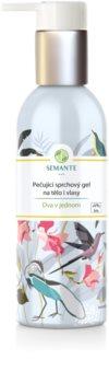 Naturalis Dva v jednom šampon a sprchový gel 2 v 1 v BIO kvalitě