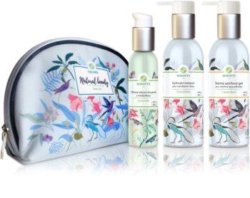 Naturalis Bio & Raw Znovuzrozená EKO balení sada přírodní koupelové BIO kosmetiky