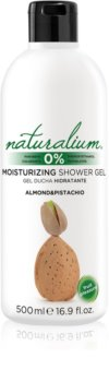 Naturalium Nuts Almond and Pistachio gel douche hydratant