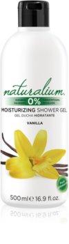 Naturalium Fruit Pleasure Vanilla ενυδατικό τζελ ντους
