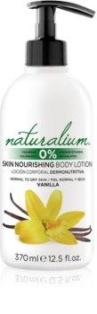 Naturalium Fruit Pleasure Vanilla vyživující tělové mléko