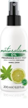 Naturalium Fruit Pleasure Herbal Lemon Opfriskende kropsspray