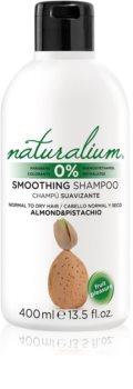 Naturalium Nuts Almond and Pistachio shampoo levigante