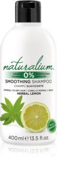 Naturalium Fruit Pleasure Herbal Lemon şampon de netezire