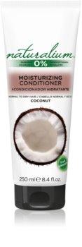 Naturalium Fruit Pleasure Coconut balsam pentru par cu efect hidratant