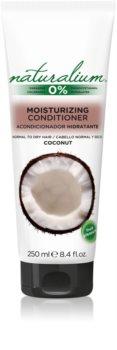 Naturalium Fruit Pleasure Coconut Kosteuttava ja Rauhoittava Hoitoaine