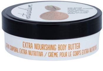 Naturalium Nuts Almond and Pistachio výživné tělové máslo