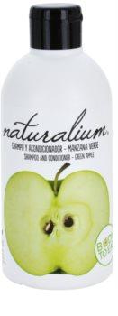 Naturalium Fruit Pleasure Green Apple Shampoo And Conditioner