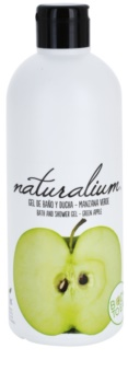 Naturalium Fruit Pleasure Green Apple gel de douche nourrissant