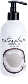 Naturalium Fruit Pleasure Coconut lotiune de corp hranitoare