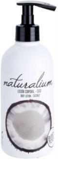 Naturalium Fruit Pleasure Coconut θρεπτικό γάλα για το σώμα