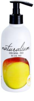 Naturalium Fruit Pleasure Mango výživné telové mlieko