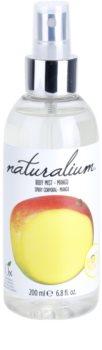 Naturalium Fruit Pleasure Mango освежаващ спрей за тяло