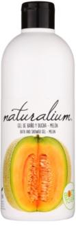 Naturalium Fruit Pleasure Melon gel de banho nutritivo