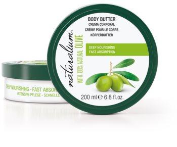 Naturalium Olive burro nutriente corpo
