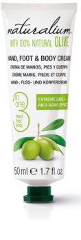 Naturalium Olive crème pour le corps