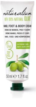 Naturalium Olive Körpercreme