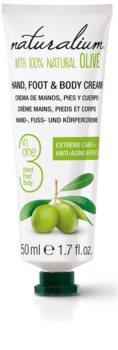 Naturalium Olive testápoló krém