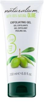 Naturalium Olive gel exfoliant