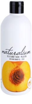 Naturalium Fruit Pleasure Peach hranjivi gel za tuširanje
