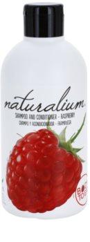 Naturalium Fruit Pleasure Raspberry shampoo e balsamo