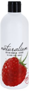 Naturalium Fruit Pleasure Raspberry Ravitseva Suihkugeeli