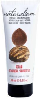 Naturalium Nuts Shea and Macadamia regenerirajuća maska s keratinom