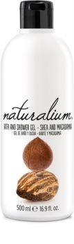 Naturalium Nuts Shea and Macadamia Regenererende brusegel