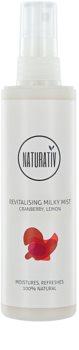 Naturativ Body Care Revitalising Spray com efeito refrescante com efeito hidratante