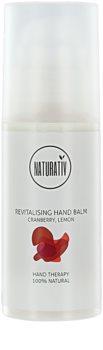 Naturativ Body Care Revitalising hydratační balzám na ruce pro suchou a podrážděnou pokožku