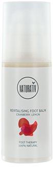Naturativ Body Care Revitalising creme emoliente para pernas