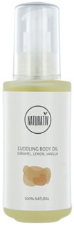 Naturativ Body Care Cuddling telový olej s hydratačným účinkom
