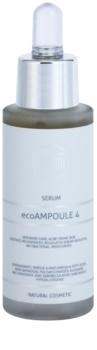 Naturativ Face Care ecoAmpoule 4 sérum intensivo  para pele oleosa propensa a acne