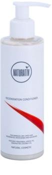 Naturativ Hair Care Regeneration condicionador suave condicionador suave  para cabelos fortes