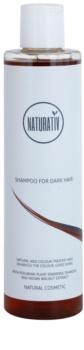 Naturativ Hair Care Dark champú natural para resaltar el color del cabello