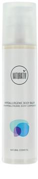 Naturativ Body Care Hypoallergenic telový balzam s hydratačným účinkom