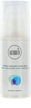Naturativ Body Care Hypoallergenic bálsamo para el cuidado de las manos para pieles secas y muy secas