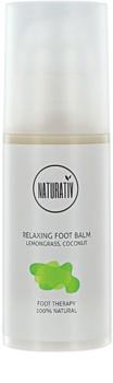 Naturativ Body Care Relaxing creme de pés com efeito regenerador
