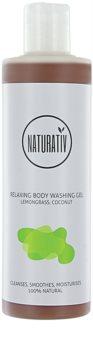 Naturativ Body Care Relaxing sprchový gel s glycerinem