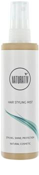 Naturativ Hair Care Shine&Protection fluido para um cabelo mais suave e fácil de pentear
