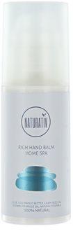 Naturativ Body Care Home Spa bálsamo nutritivo para mãos