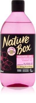 Nature Box Almond gel douche adoucissant anti-sécheresse de la peau