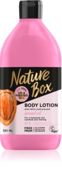 Nature Box Almond Hydrating Body Lotion for Sensitive Skin