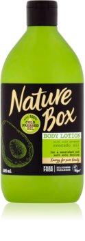 Nature Box Avocado leite corporal nutritivo